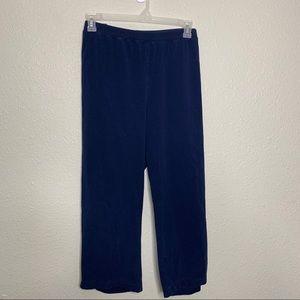 Cathrines Navy knit pants 2x Petite